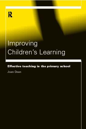 Improving Children's Learning