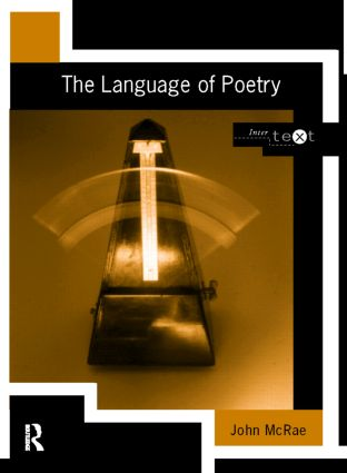 The Language of Poetry (Paperback) book cover