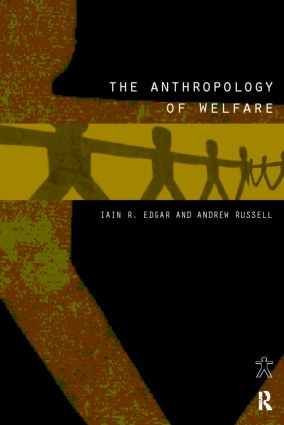 The Anthropology of Welfare (Paperback) book cover