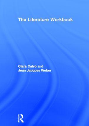 The Literature Workbook: 1st Edition (Hardback) book cover