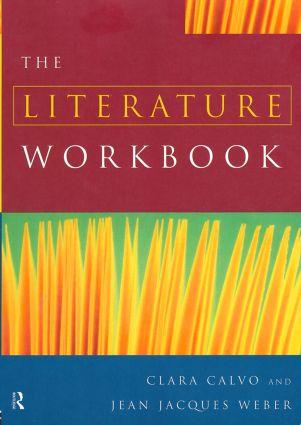 The Literature Workbook: 1st Edition (e-Book) book cover