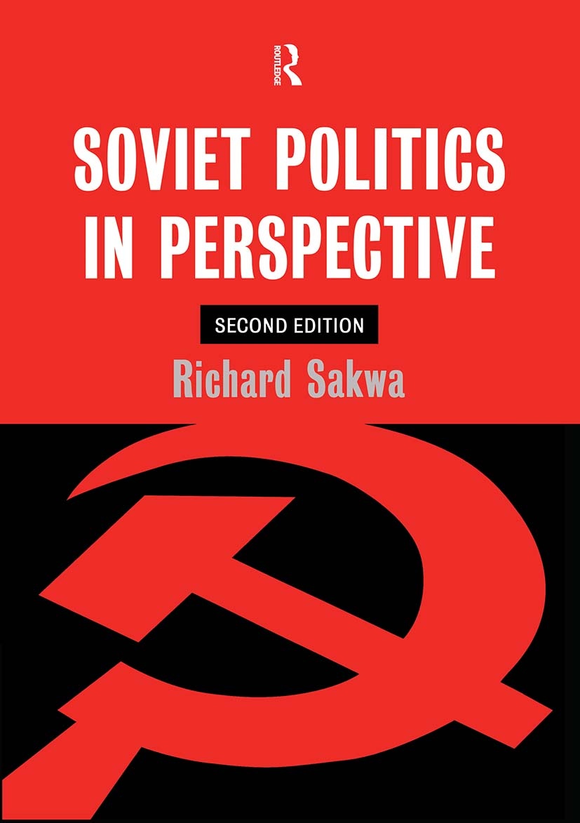 Conclusion: Soviet politics in perspective