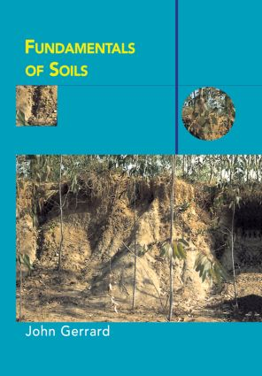 Fundamentals of Soils: 1st Edition (Hardback) book cover