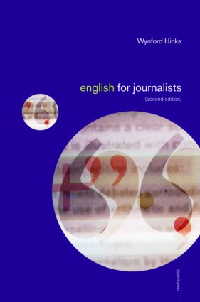 English for Journalists book cover