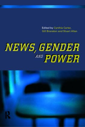 News, Gender and Power (Paperback) book cover