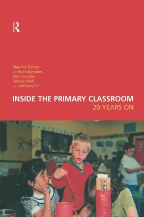 Inside the Primary Classroom: 20 Years On (Paperback) book cover
