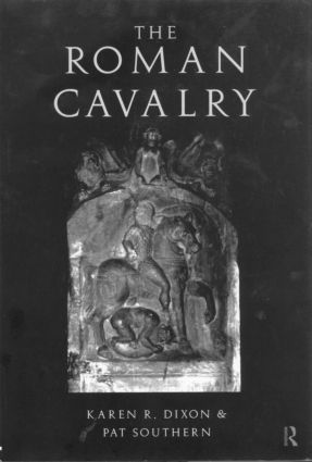 The Roman Cavalry: 1st Edition (Paperback) book cover