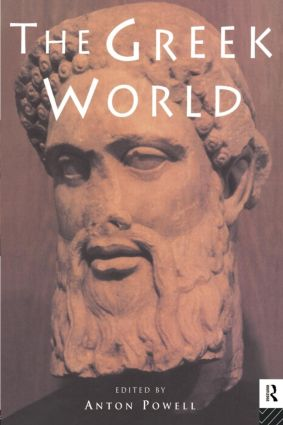 The Greek World (Paperback) book cover