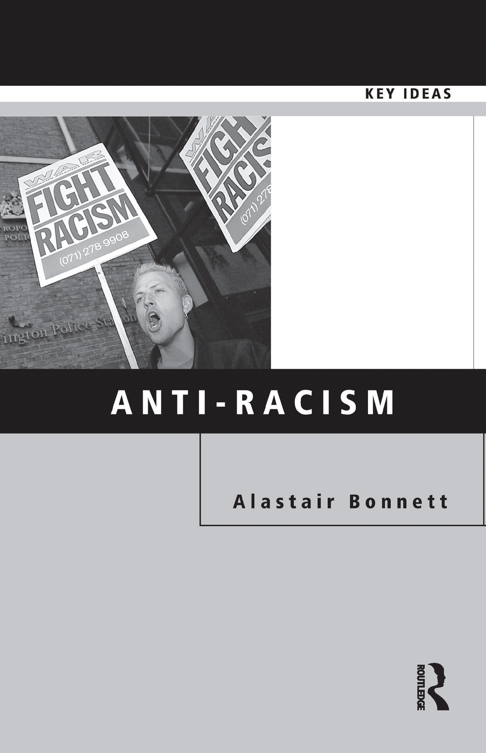 Anti-Racism: 1st Edition (e-Book) book cover