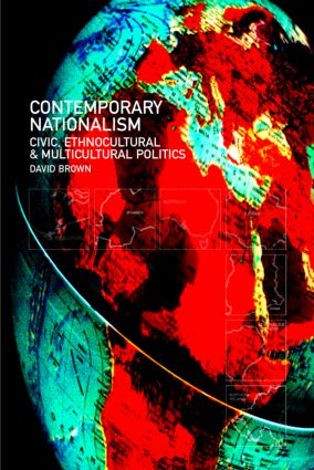 Contemporary Nationalism (Paperback) book cover
