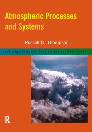 Atmospheric Processes and Systems (Paperback) book cover