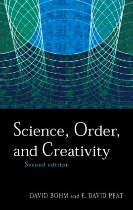 Science, Order and Creativity second edition (Paperback) book cover