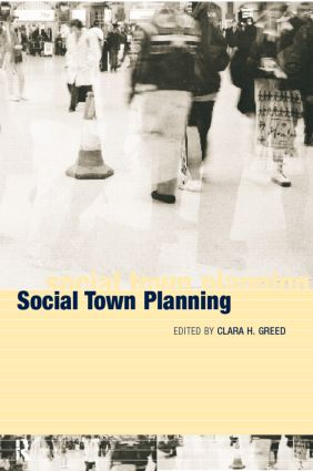 Social Town Planning: 1st Edition (Paperback) book cover