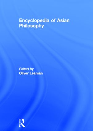 Encyclopedia of Asian Philosophy book cover