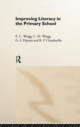 Improving Literacy in the Primary School: 1st Edition (Hardback) book cover
