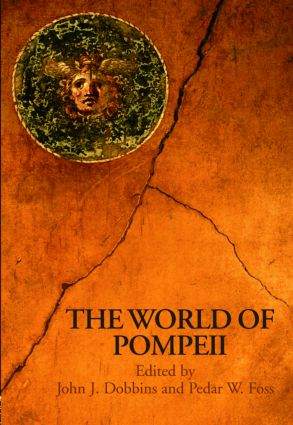 The World of Pompeii (Hardback) book cover
