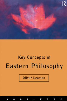 Key Concepts in Eastern Philosophy (Paperback) book cover
