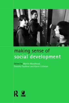 Making Sense of Social Development (Paperback) book cover