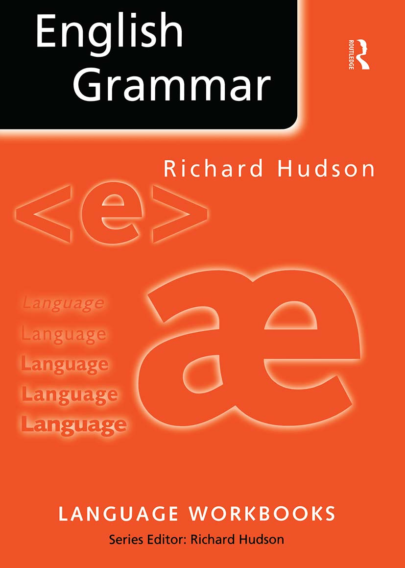 English Grammar (Paperback) book cover