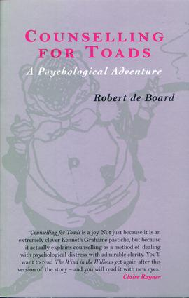 Counselling for Toads: A Psychological Adventure (Paperback) book cover
