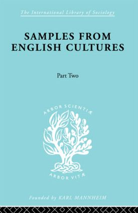 Samples English Cult V2 Ils 88: 1st Edition (Hardback) book cover