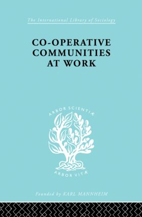 Co-Operative Communities at Work book cover