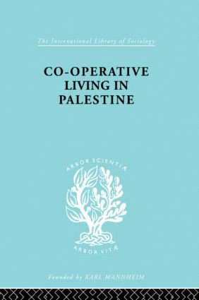 Coop Living Palestine Ils 106 book cover