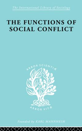 Functns Soc Conflict Ils 110: 1st Edition (Hardback) book cover