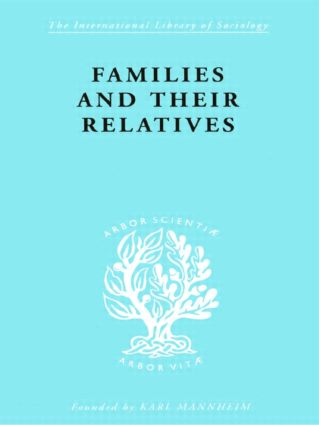 Families and their Relatives (Hardback) book cover