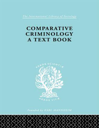 Comparatv Criminol Pt2 Ils 200