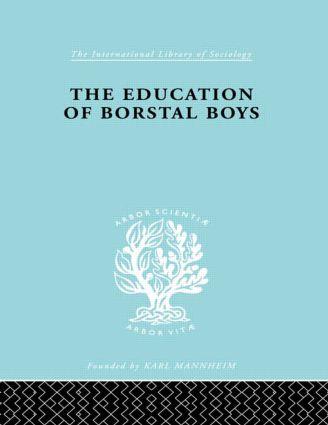 Borstal Boy Book