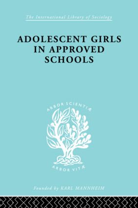 Adoles Girl Apprv Schl Ils 214 book cover