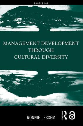 Management Development Through Cultural Diversity: 1st Edition (Paperback) book cover