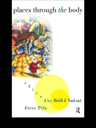 Places Through the Body: 1st Edition (Paperback) book cover