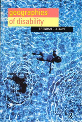 Geographies of Disability (e-Book) book cover