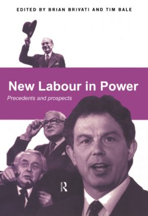New Labour in Power: Precedents and Prospects, 1st Edition (Paperback) book cover