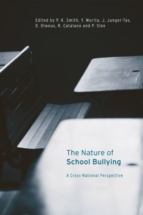 The Nature of School Bullying: A Cross-National Perspective (Paperback) book cover