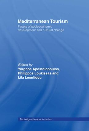 Mediterranean Tourism: Facets of Socioeconomic Development and Cultural Change book cover
