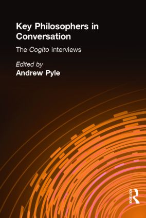Key Philosophers in Conversation: 1st Edition (Paperback) book cover