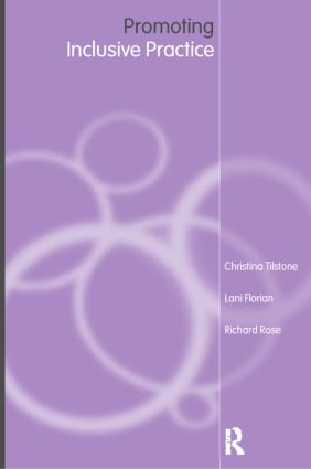 Promoting Inclusive Practice: 1st Edition (Paperback) book cover