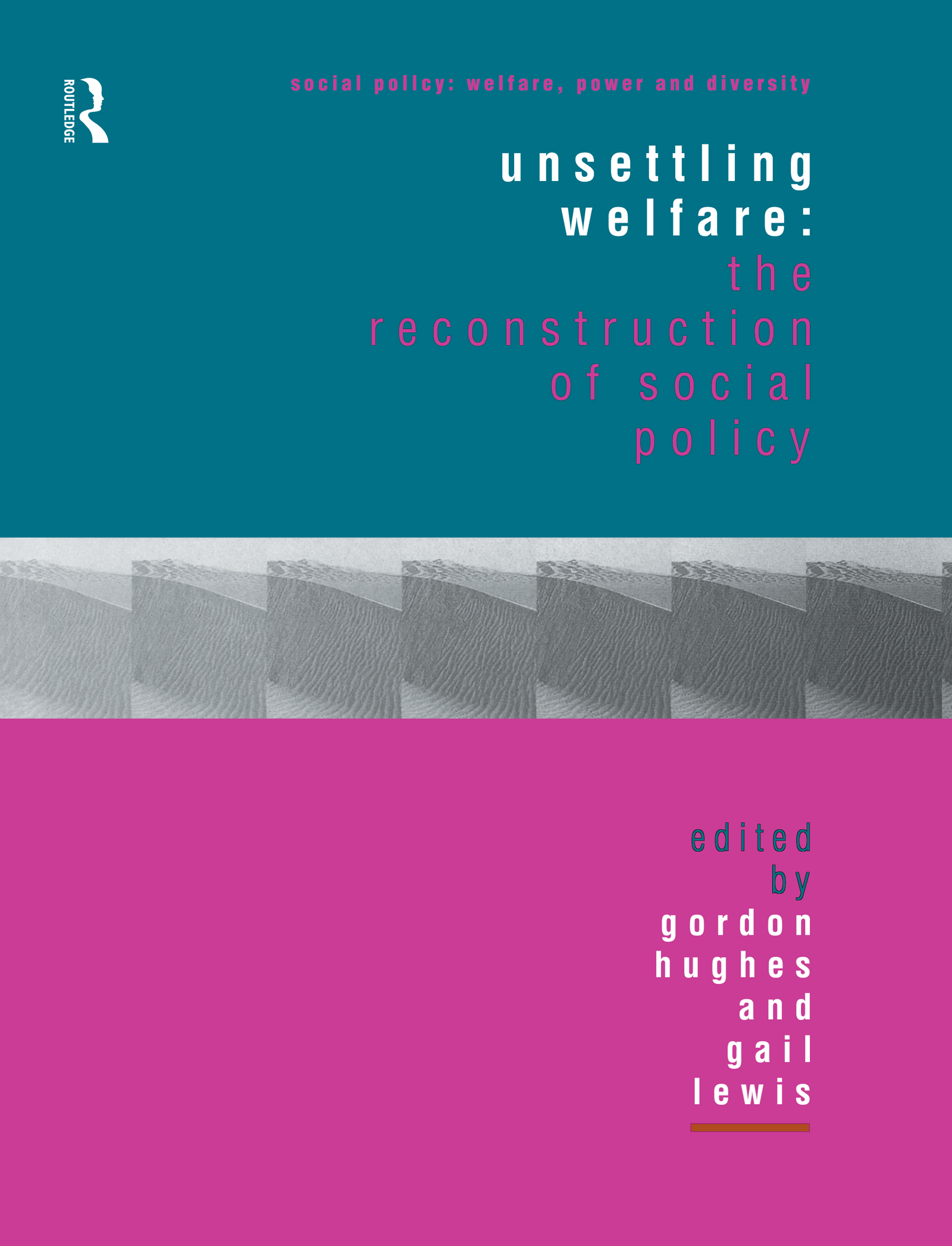 Unsettling Welfare: The Reconstruction of Social Policy (Paperback) book cover