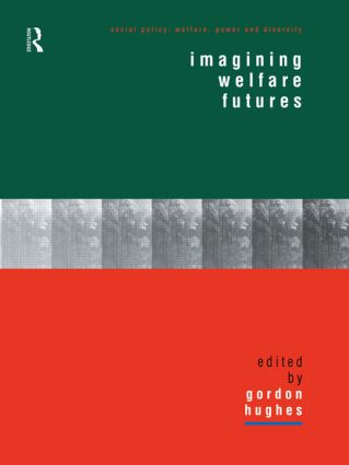 Imagining Welfare Futures (Paperback) book cover