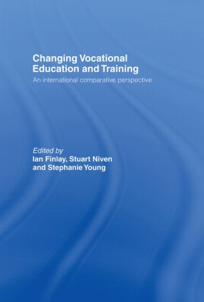 Changing Vocational Education and Training