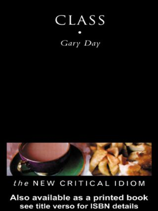 Class: 1st Edition (Paperback) book cover