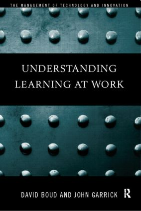 Understanding Learning at Work (Paperback) book cover