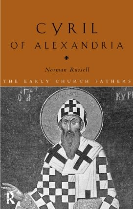 Cyril of Alexandria book cover