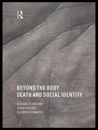 Beyond the Body: Death and Social Identity (Paperback) book cover