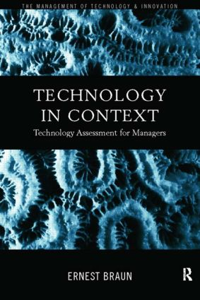 Technology in Context: Technology Assessment for Managers (Hardback) book cover