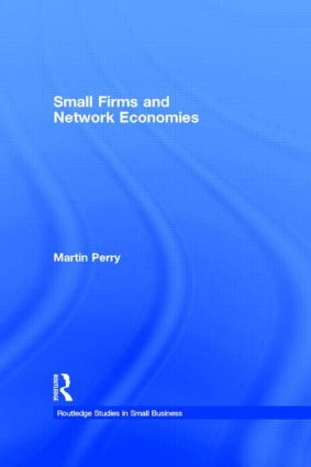 Small Firms and Network Economies book cover