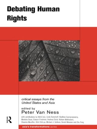 Debating Human Rights: Critical Essays from the United States and Asia book cover